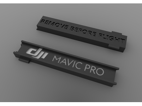 DJI Mavic Pro Bottom Sensor Cover