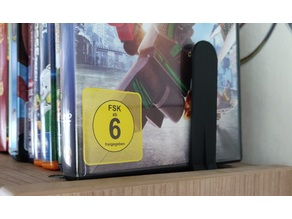 Simple Bookend (CD / DVD)