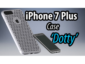 iPhone 7 Plus Case 'dotty'