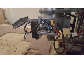 Suport laser spindle