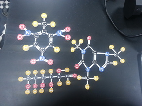 Molecule Construction Kit