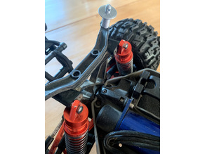 Traxxas stampede body post