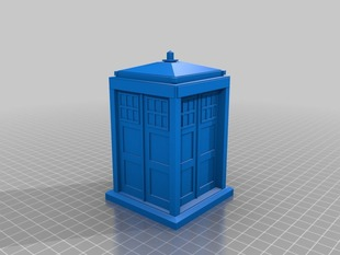 mini TARDIS