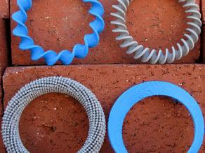 Twisty Bracelets