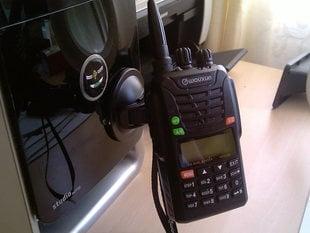 Radio Car Mount Adaptor
