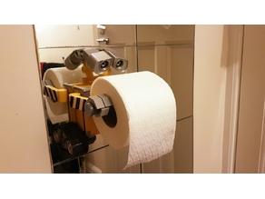 Pimp the Wall-e toilet paper holder