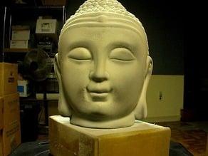 Buddha Insense Burner Scan