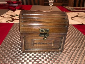 Treasure Chest Gift Box
