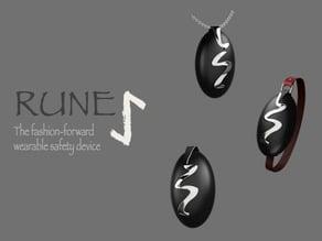 Rune: The Fashion-Forward Wearable Safety Device