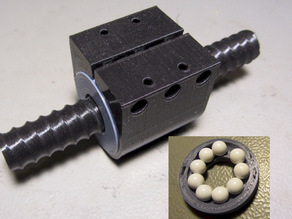Ball Screw and Nut