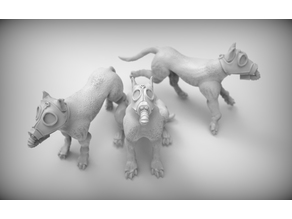 War dogs x3