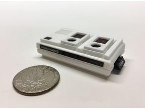 Mini Matell Intellivision II console