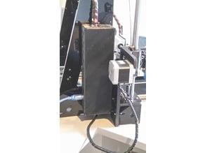 Tronxy P802MA Electronics case