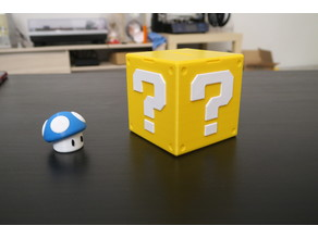 Question Block - Easy to print