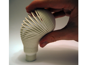 Light Bulb Sculpture 2 (Springo)