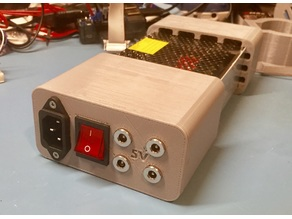 Remixed LED Bridge Lamp PSU Covers