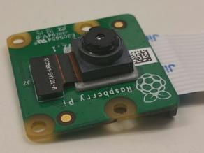 Raspberry Pi Cam v2 Orientation adjuster
