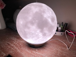 Moon for Young Living Desert Mist diffuser