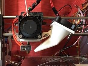 Folger i3 2020 Print Cooling Fan Assembly