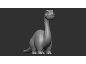 Cartoon Dino