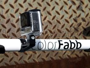 GoPro bike mount