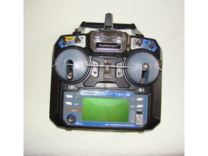 Transmitter Stick protector