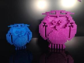 MakerGeeks.com - Blinky the 8-Bit Owl