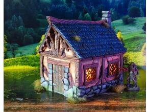 Little Cottage (TabletopRPG house)