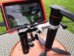 Smallrig-Handhelt Gimbal Adapter 40mm