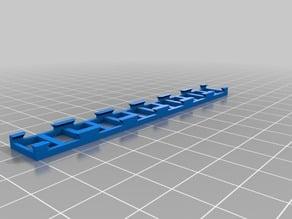 5050 led strip holders