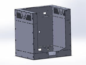 E3D Bigbox Frame files