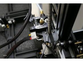 CR10 Filament guide