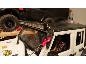 Support LED bar Crawler