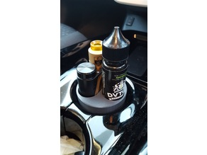 Vape cup holder for iJoy Capo/squonk