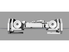 Balancing tool Mini-Z 1/28
