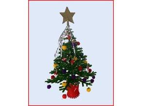 3d pen christmas tree
