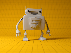 Html5 Robot by Ludei