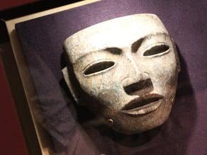 Mayan Face Mask