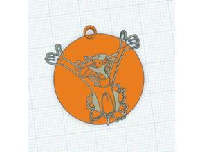 Pink Panther medal