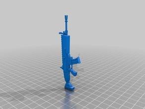 Fortnite SCAR