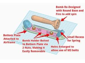 Remixed RC Plane Bomb Drop