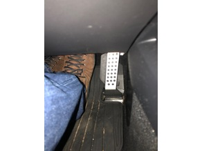 2017+ MX-5 Miata Gas Pedal Extention