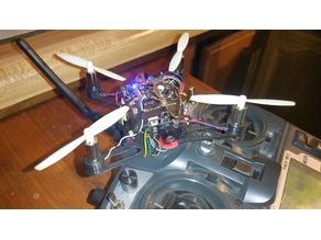 Micro Brushed FPV Quadcopter 115mm