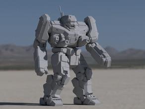 BNC-3M Banshee for Battletech