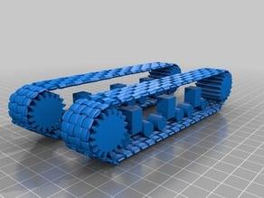 M2 tank tracks