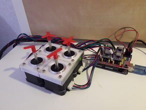 HOWTO: Build a low cost Stepper Motor organ!