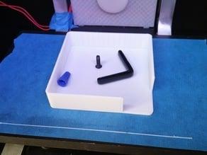 Multi-use Modular Tool Box and Screw Box