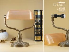 bank lamp