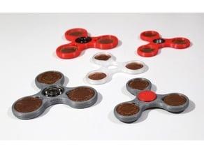 Even More Customizable Universal Fidget Spinner