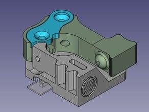 Spring-loaded Replicator 1 Drive Block - remix